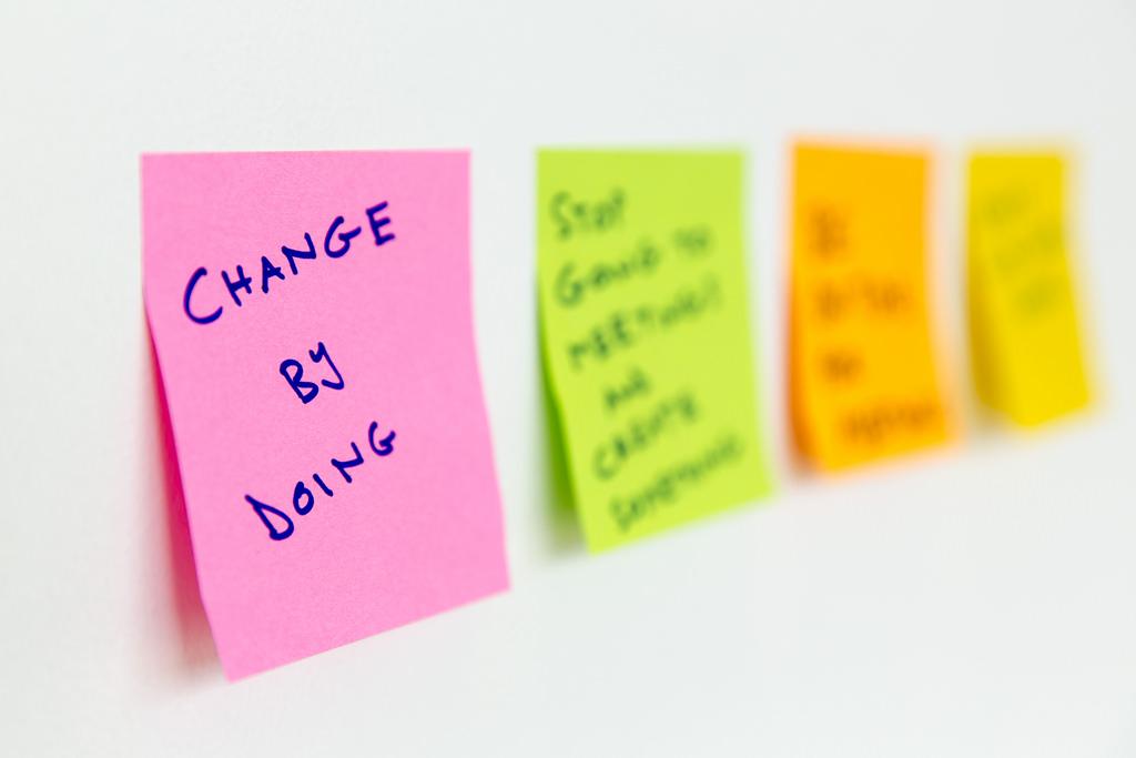 méthode agile, gestion de votre projet